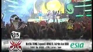 25 Tahun SLANK Membumi   Orkes Sakit Hati feat Bang Sofi   Gosip Jalanan   Makan Gak Makan Asal Kumpul feat Teguh Vagestos