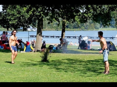 Kralingse Plas, Rotterdam city lake for the ultimate chill out