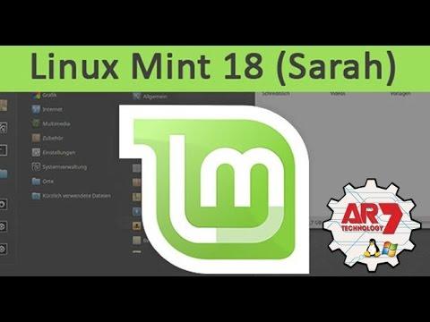 Instalação do Linux Mint 18 Sarah