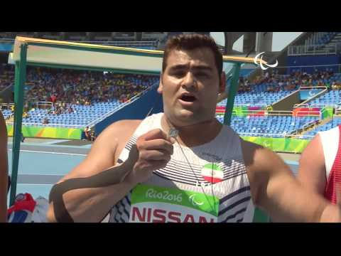 Athletics | Men's shot put F42 | Rio 2016 Paralympic Games