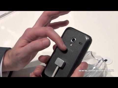 Samsung Galaxy Ace Plus, anteprima in italiano by AndroidWorld.it