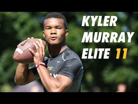 2014 Elite 11 Finalist: KYLER MURRAY | Texas A&M Football Commit