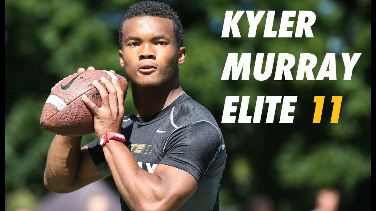 Kyler Murray: 2014 Elite 11 Finalist: KYLER MURRAY