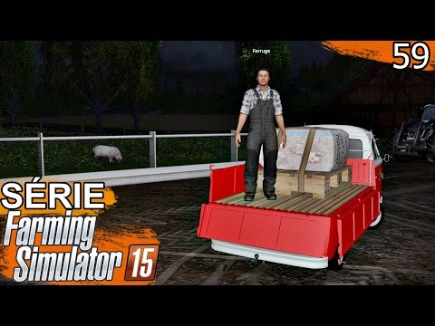 Farming Simulator 2015 - Volkswagen Kombi | Ponto de Venda de Lã