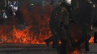 Γενική Απεργία 12 Νοέμβρη-General Strike in Athens 12 November