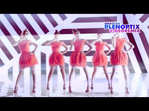 Girls Aloud - Something New (Sebastian Plenoptix Mash Up)