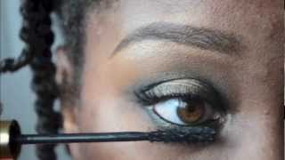 Eye Shadow Tutorial: Beyonce's Super Bowl Eyes Thumbnail