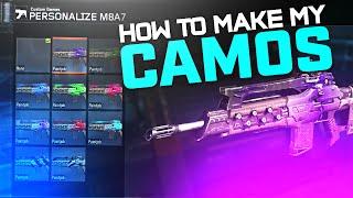 How Do I Make My Camo?
