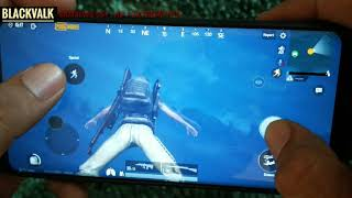 Extreme FPS + HD PUBG MOBILE SAMSUNG S8+
