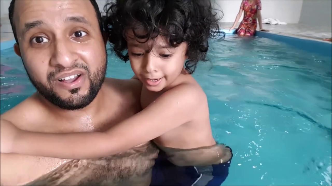 مقلب المسبح في آسرشوفوا أيش سوى Youtube