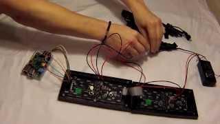 Raspberry Pi LED Matrix - Part 1 - Hardware