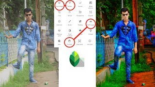 New Snapseed Editing || Snapseed CB Editing Tricks | Best Color Effect Android App