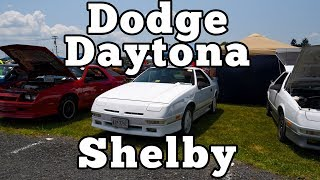 1990 Dodge Daytona Turbo Shelby: Walk-Around