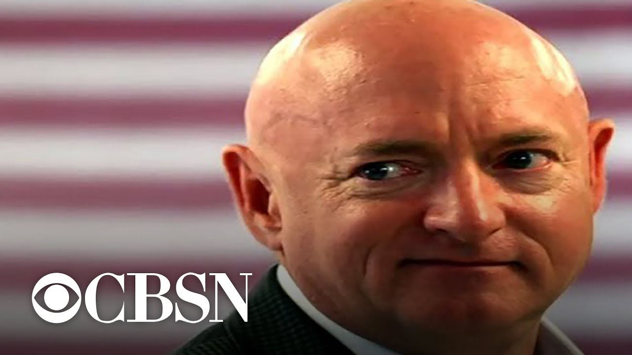 Former Astronaut Mark Kelly Announces Campaign for US Senate
