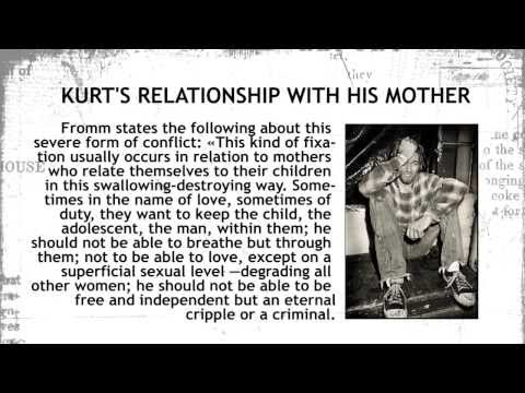Psychoanalysis of Kurt Cobain