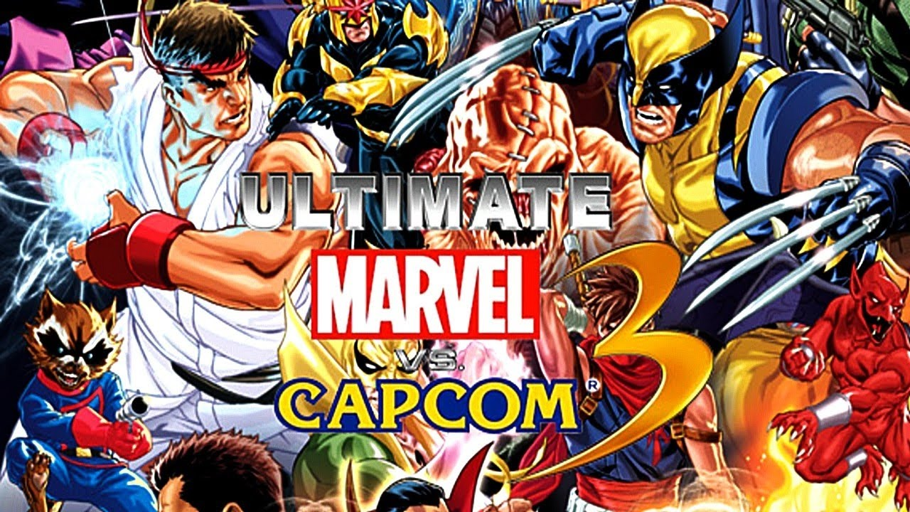 Ultimate Marvel Vs Capcom 3 Sova 2017 Full Tournament