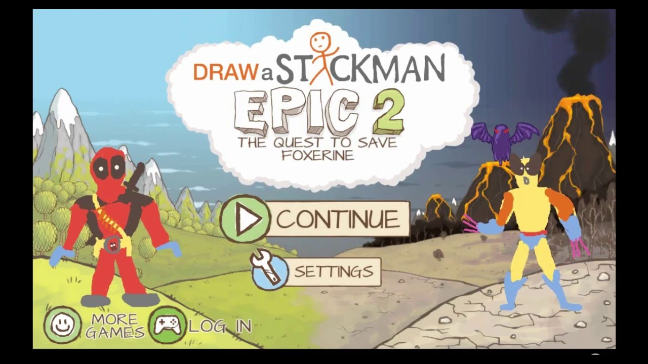 Draw A Stickman Epic 2 Chapter 1 Puzzles And Colors Complete Guide