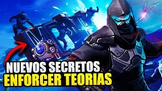NEW ROAD TRAVEL ET ENFORCER SECRETS [FILTRATE] RAGNAROK FORTNITE BATTLE ROYALE