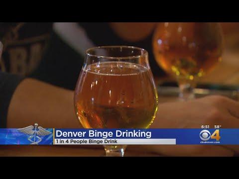 Health Officials: Denver Has A Drinking Problem