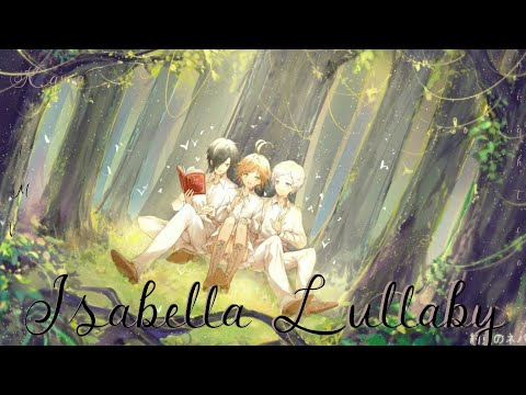 Nightcore ❁{Isabella's Lullaby}❁ ❀{Cover By Jenny}❀ ✿The Promised Neverland OST✿