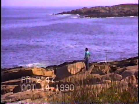October 1990 Andover Rockport MA