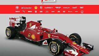 SF15-T: Ferrari stellt ersten Formel 1 Wagen für Sebastian Vettel vor