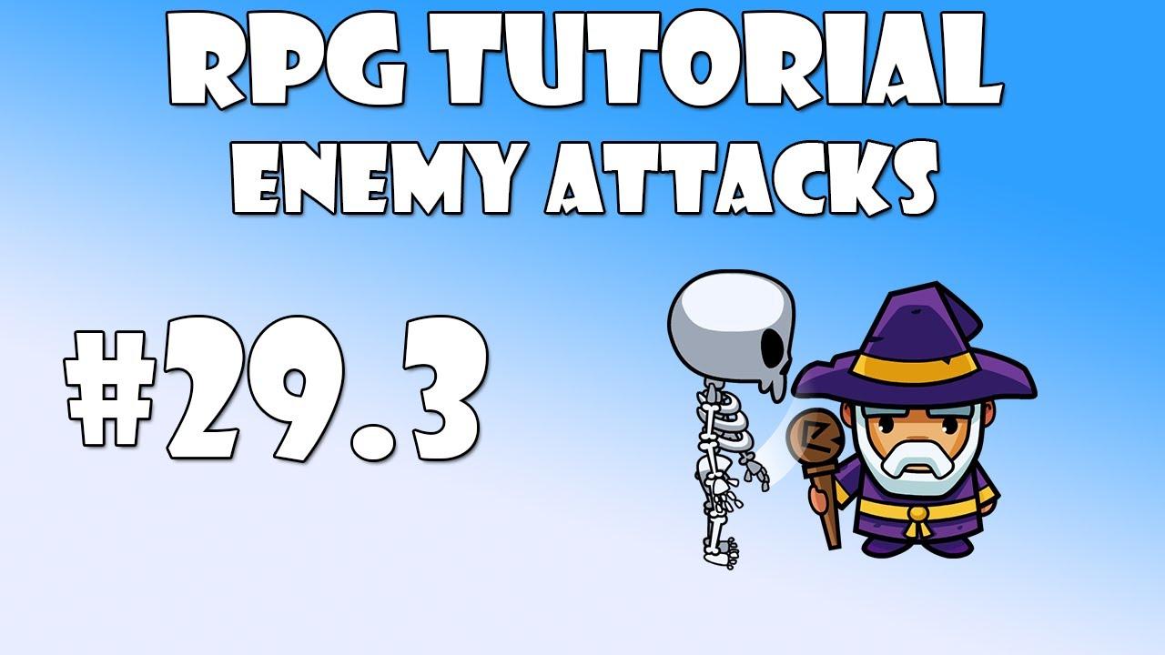 #1 1 Unity RPG Tutorial - Character script