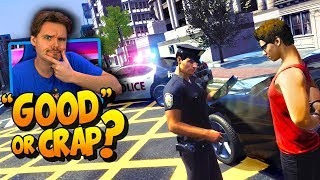 Is Police Simulator: Patrol Duty Good or Crap? Let's Find Out LIVE! | Cop Simulator Gameplay