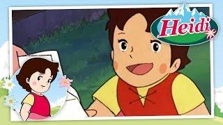 Heidi - episódio 37 - A cabra