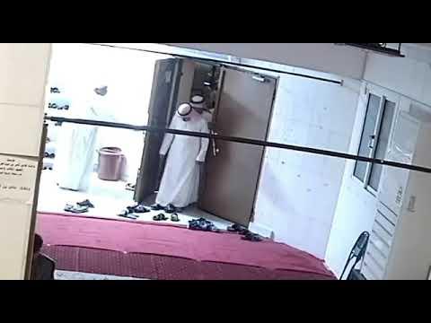 طريقة الحراميه في سرق المحفظة في المسجد