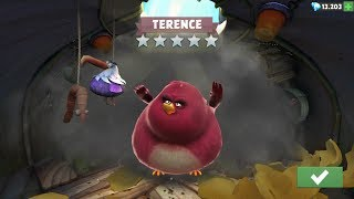 Angry Birds Evolution: Terence Hatching Event Pt. 1 (+ 5Star Yellow Bird)