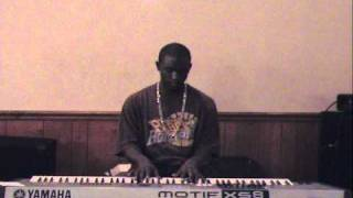 Kirk Franklin - Are You Listening - Piano/Ralph Jr.