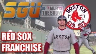 MLB 12 The Show: Red Sox Franchise EP5
