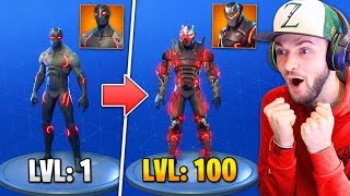 "TIER 100 ""OMEGA"" SKIN 'UPGRADED' à Fortnite: Battle Royale!"