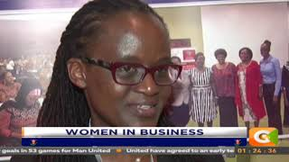 Over 30 women entrepreneurs benefit from trade linkages