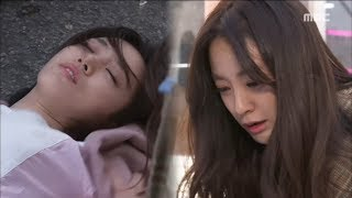 [All Kinds of Daughters-in-law] 별별 며느리 97회 - EunJung is being hit by a motorcycle 20171113