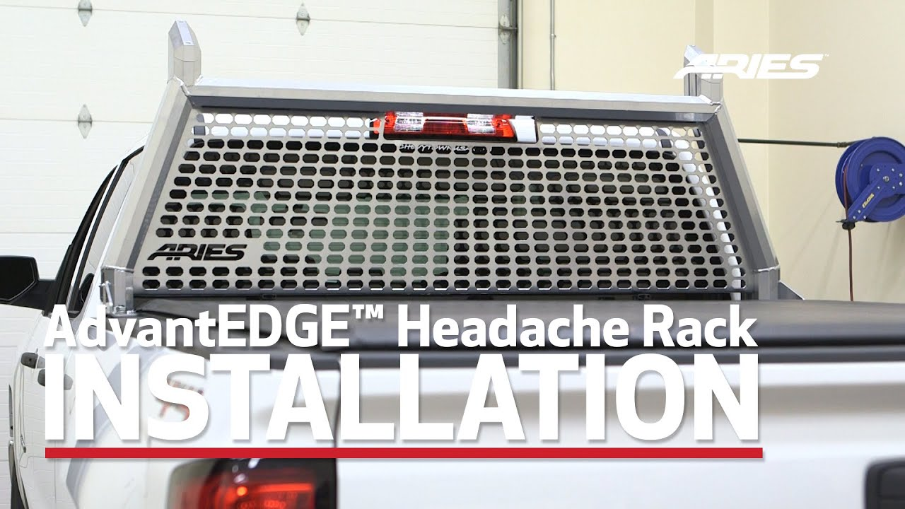 application chevy silverado steelcraft guide headache racks automotive rack