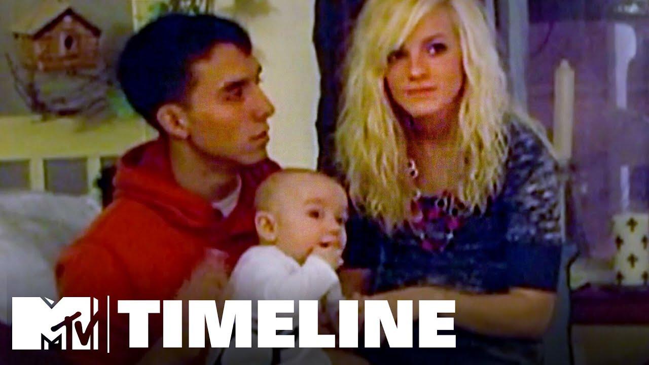 Mackenzie & Josh's Relationship Timeline | Teen Mom OG