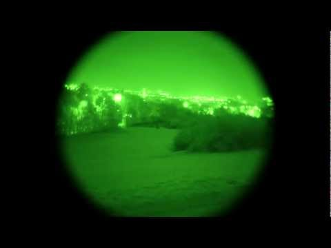 PVS 14 Hybrid Photonis AG IIT Night Vision by Night-Lux