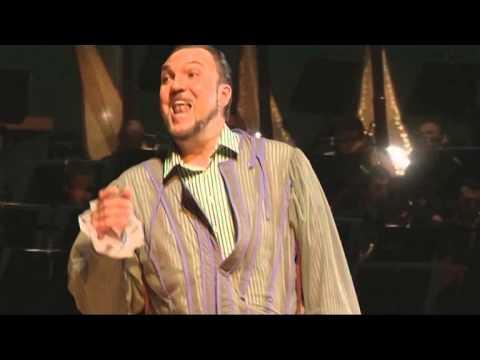 """Martin Kronthaler Beckmesser - Meistersinger Act  3 -  """"Schusterstube""""  """"Ein Werbelied..."""" Wagner"""