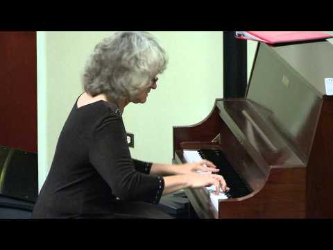 Aviation Rag on piano by Sue Keller