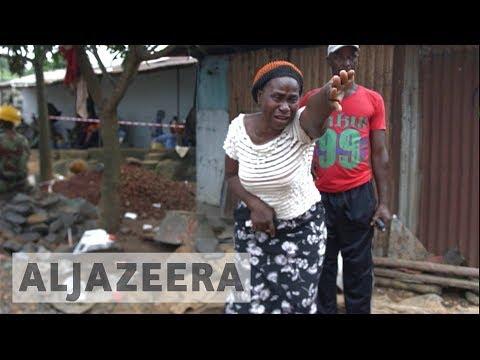 Sierra Leone calls for international help following deadly floods