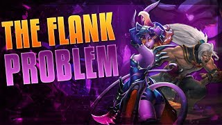 Paladins- The Problem With Flanks