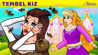 Yeni Masal  Tembel Kız Çizgi Filmi  Adisebaba Masallar