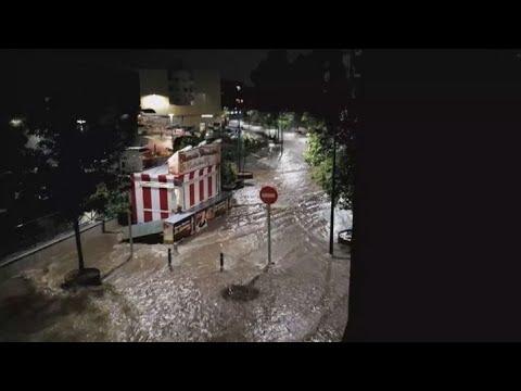 Inundaciones y riadas
