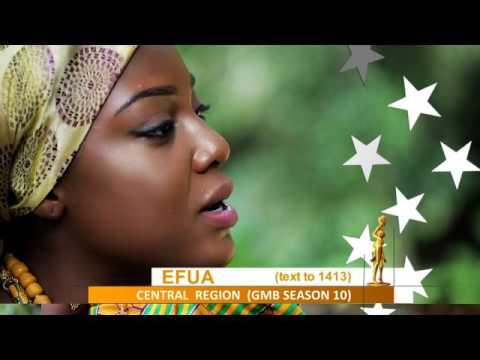 GHANA'S MOST BEAUTIFUL (EFUA'S PROFILE) - CENTRAL REGION