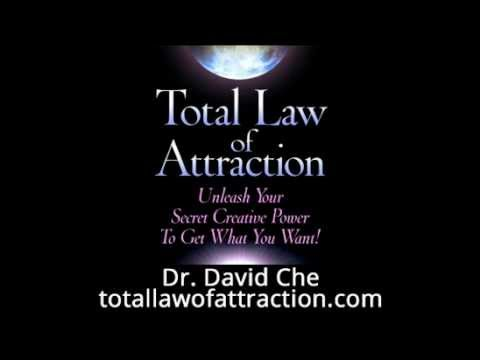 Total Law of Attraction with Dr  David Che