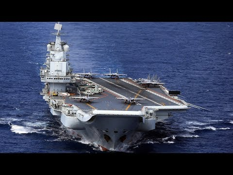 China's aircraft carrier Liaoning acquires combat capabilities
