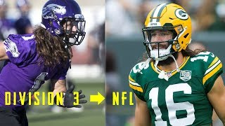 Jake Kumerow: The BEST Wide Receiver in the NFL You've Never Heard of