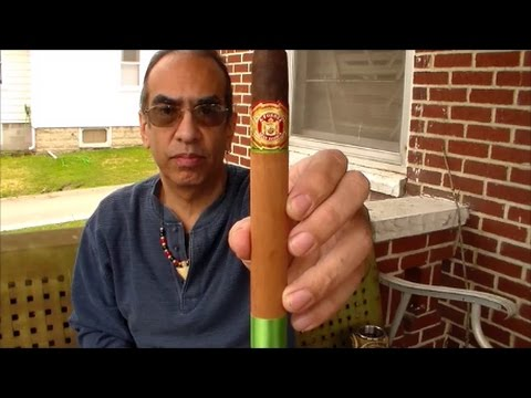 Porch Cigar: 1-2 Arturo Fuente Double Chateau Maduro, Sciatica and Me